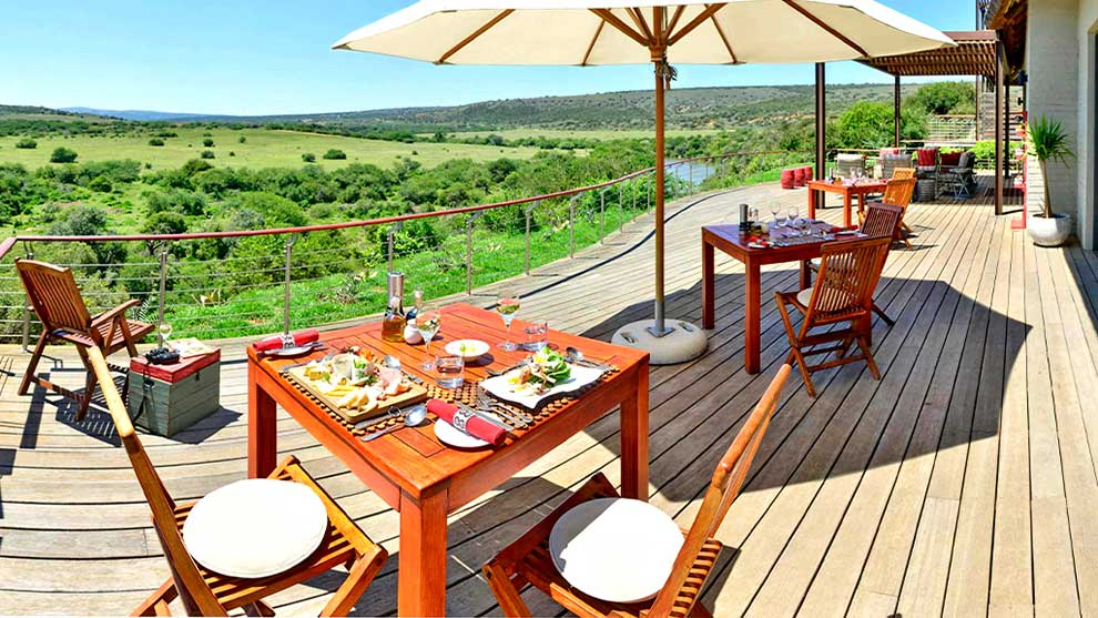 Luxury family safari holiday accommodation in South Africa 1