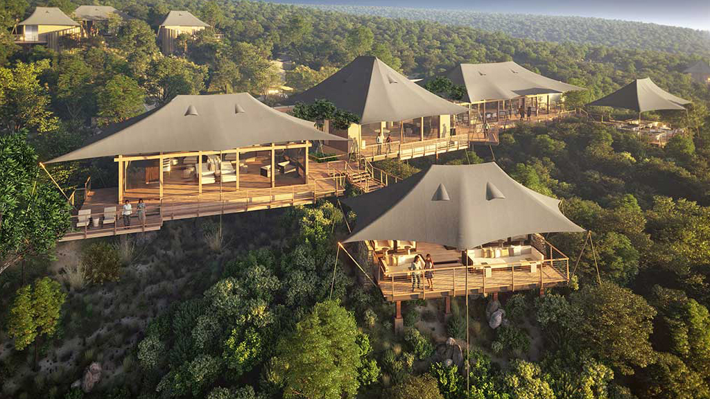 Tented Camp 1