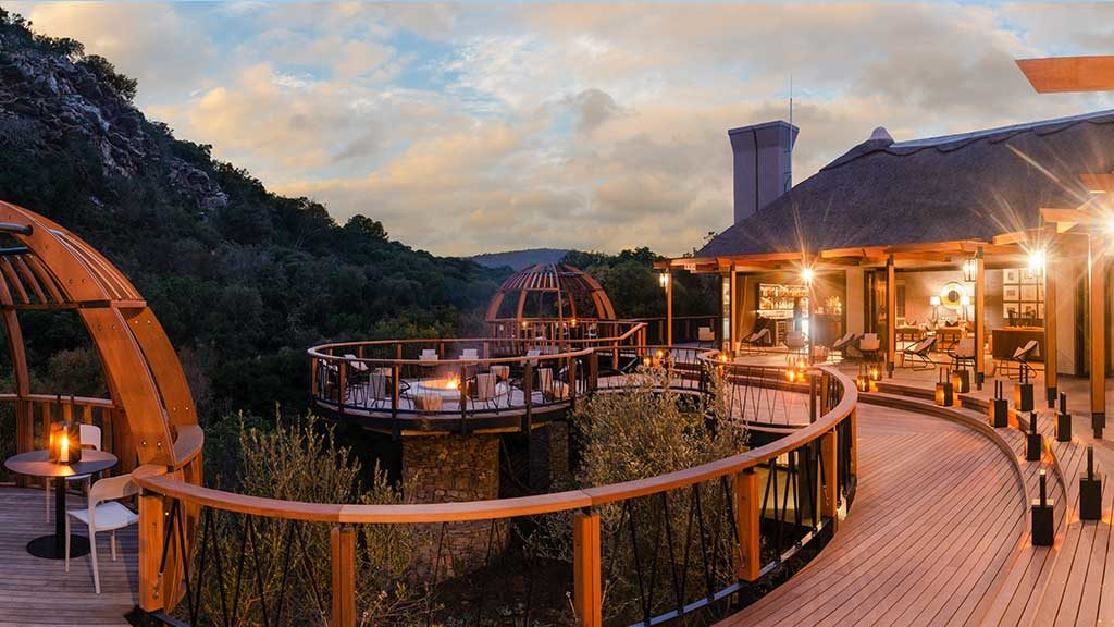 South African Tours in Shamwari